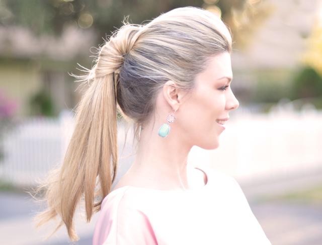 pretty-ponytail-twist-hairstyle