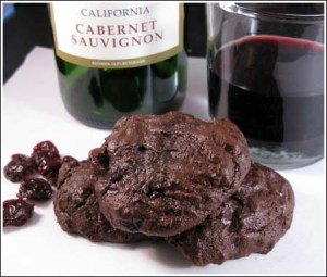 red-wine-cookies