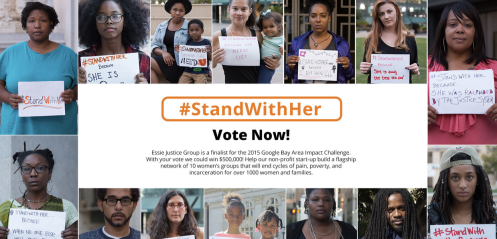#StandWithHer
